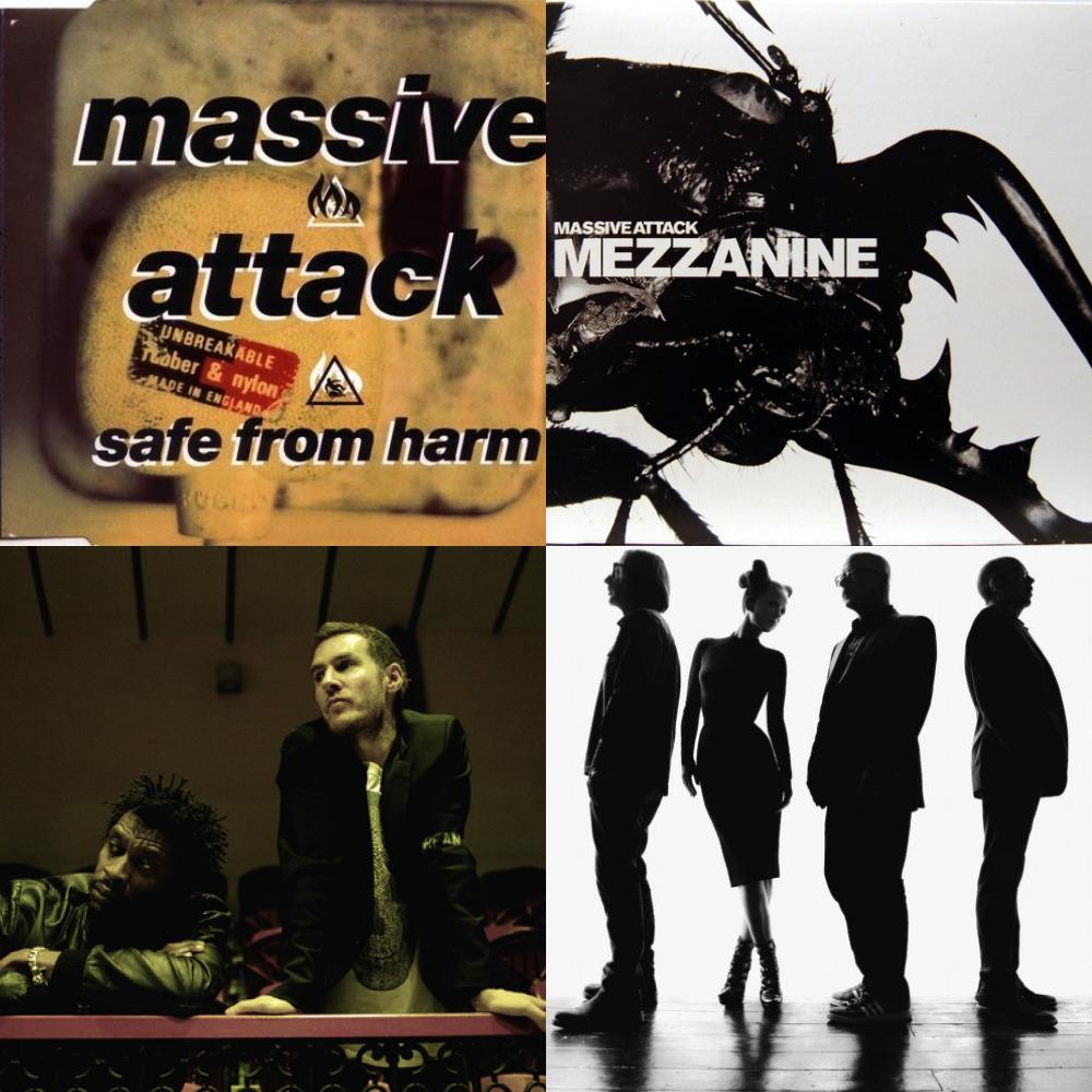 Massive Attack (из ВКонтакте)