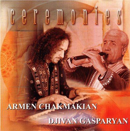 Armen Chakmakian - Ceremonies